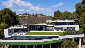 Marla Tellez: $48M Bel Air Estate Tour w James Harris