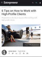Entrepreneur : Third Blog Post